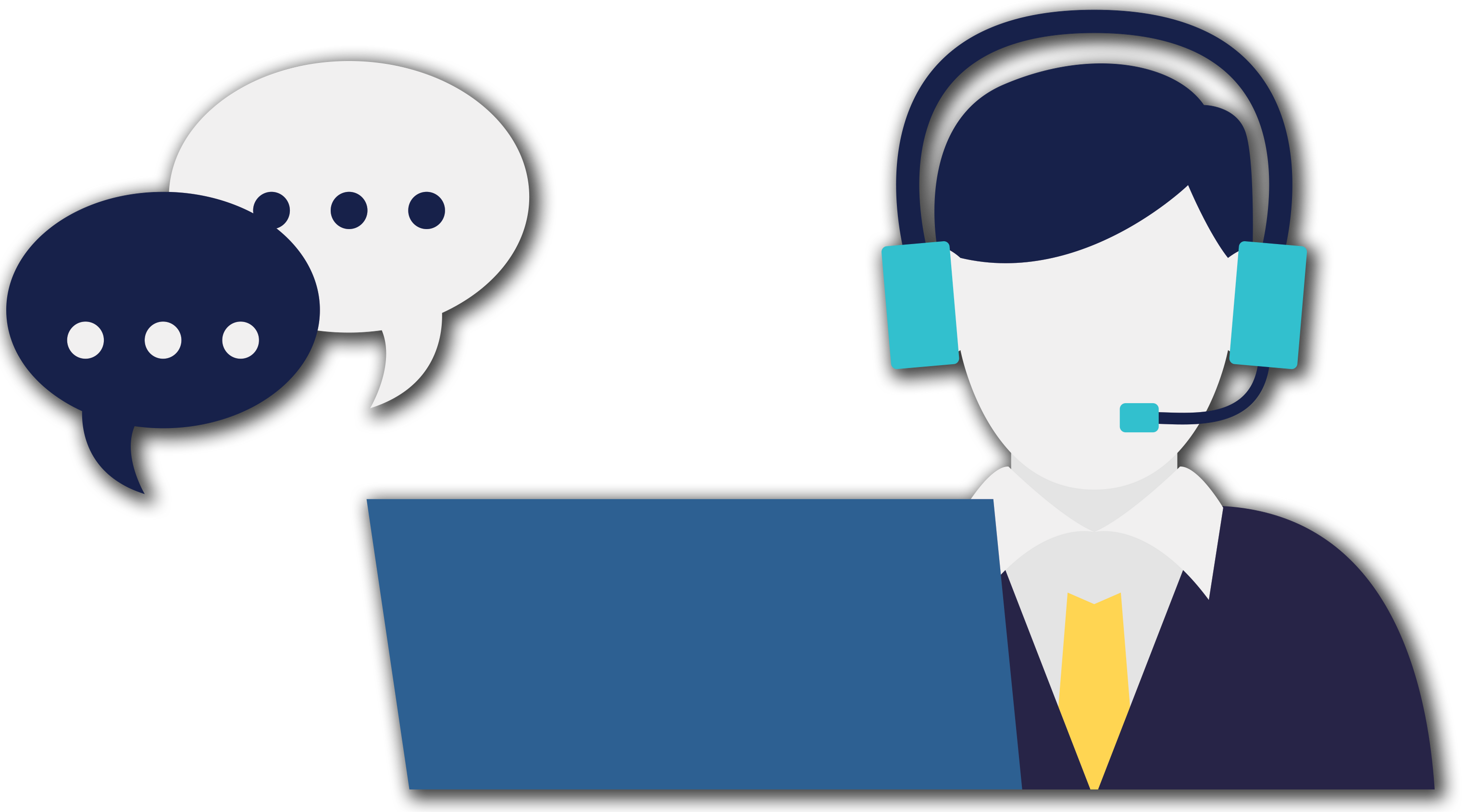 invensio contactcenter. Headphone clipart writing center