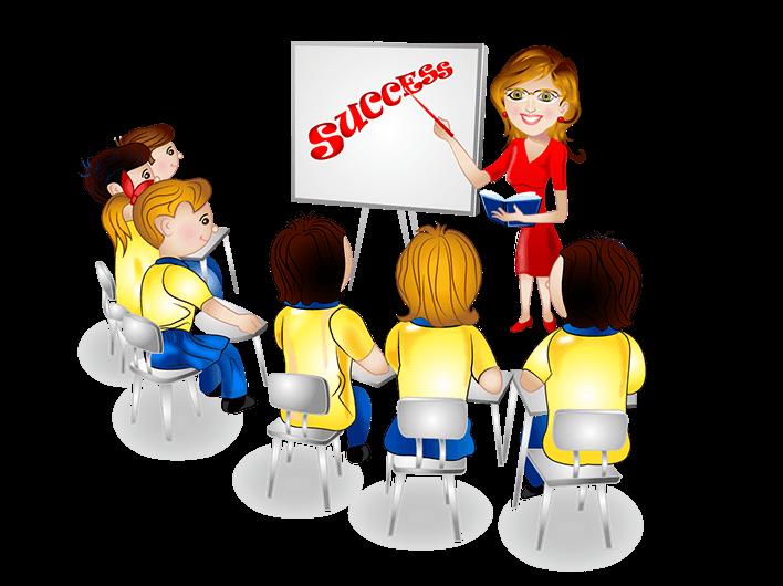 Employee clipart clip art. Training and development employment