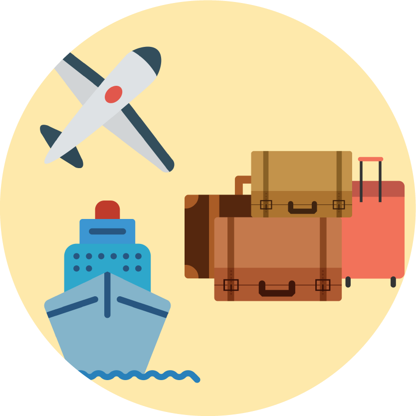 Employee clipart concierge. Personal risk services travel