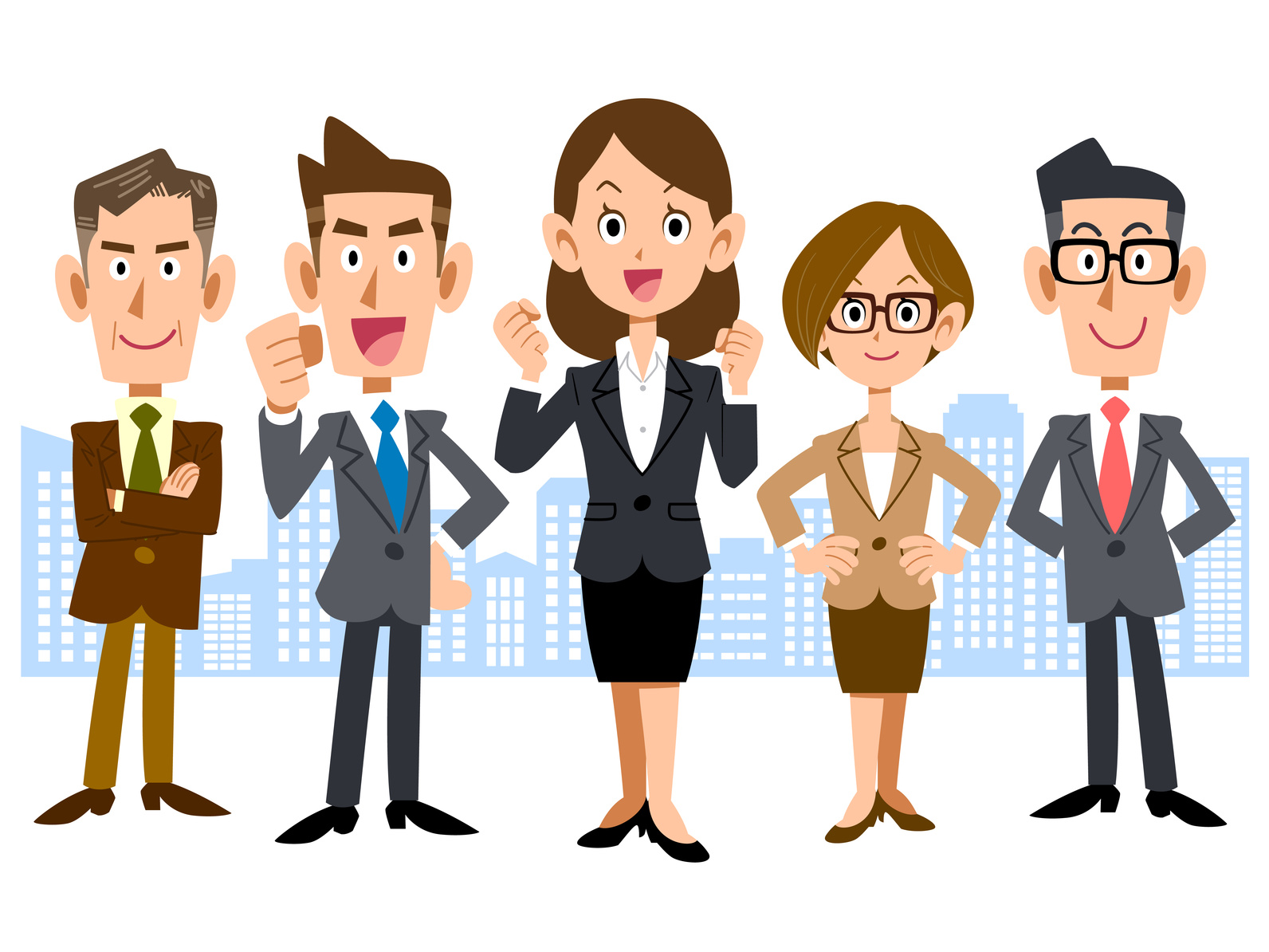 What employees want to. Employee clipart corporate employee
