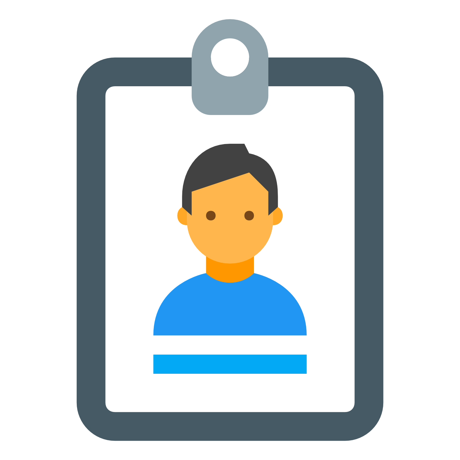 Images of employee icon. Report clipart attendance