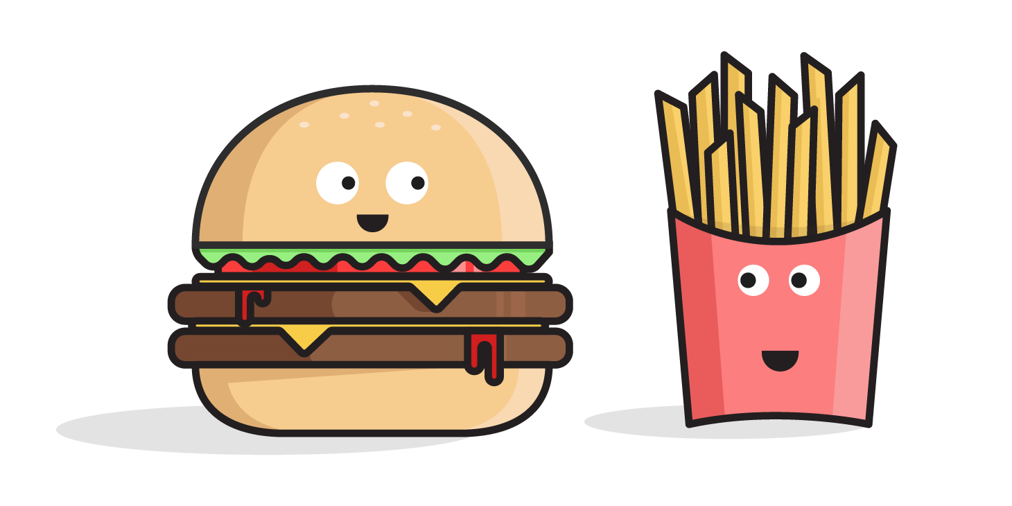 How to prepare your. Employee clipart fast food worker
