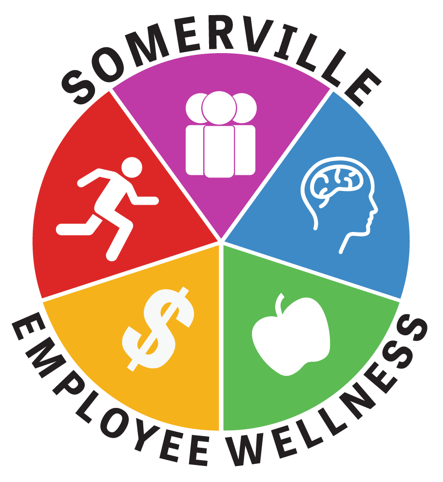 Wellness city of somerville. Employee clipart government employee