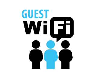 Employee clipart guest. Wifi for devices wyzguys
