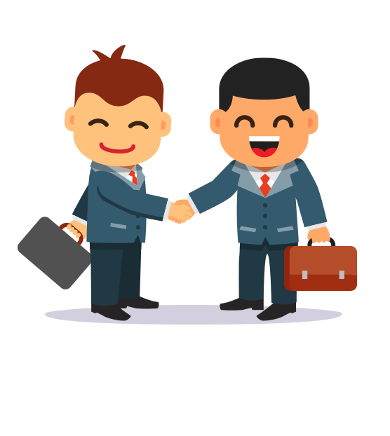 Handshake clipart mutual agreement. Hr business partner kraniumlocal