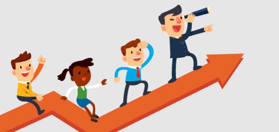 Employee clipart leadership. Child cartoon play