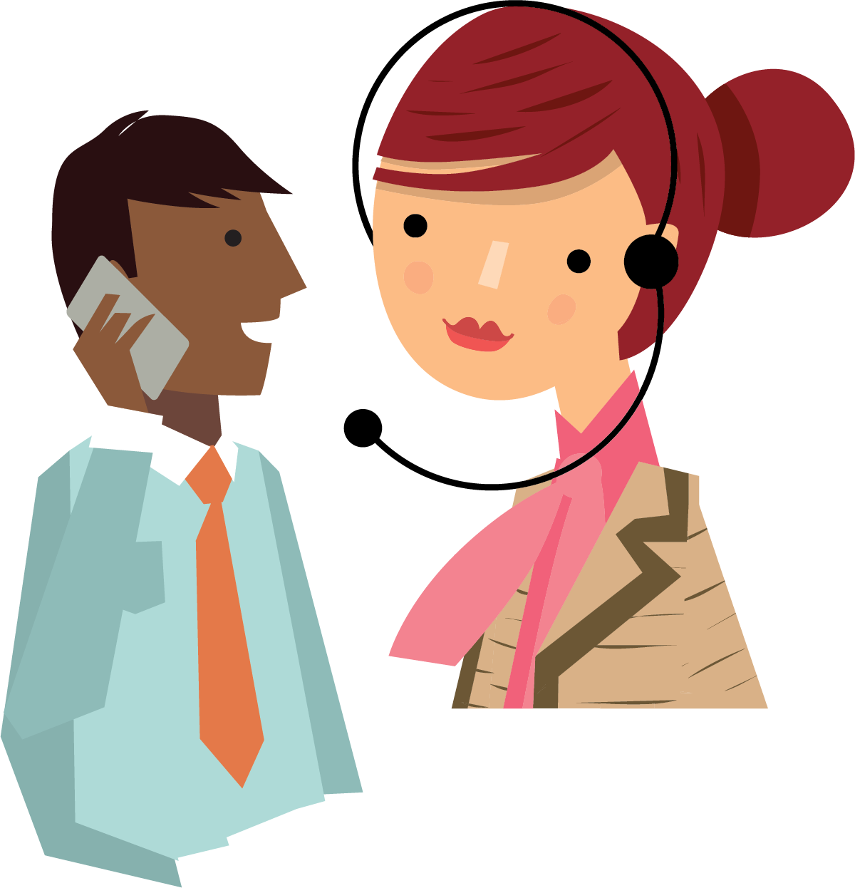 Employee clipart receptionist.  reasons why your