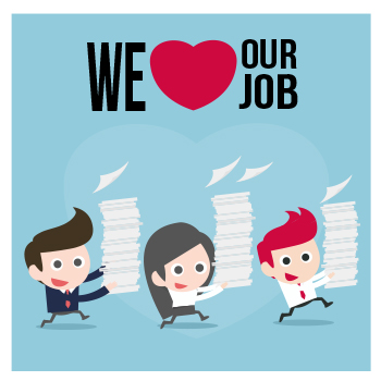 You can t get. Employee clipart satisfied employee