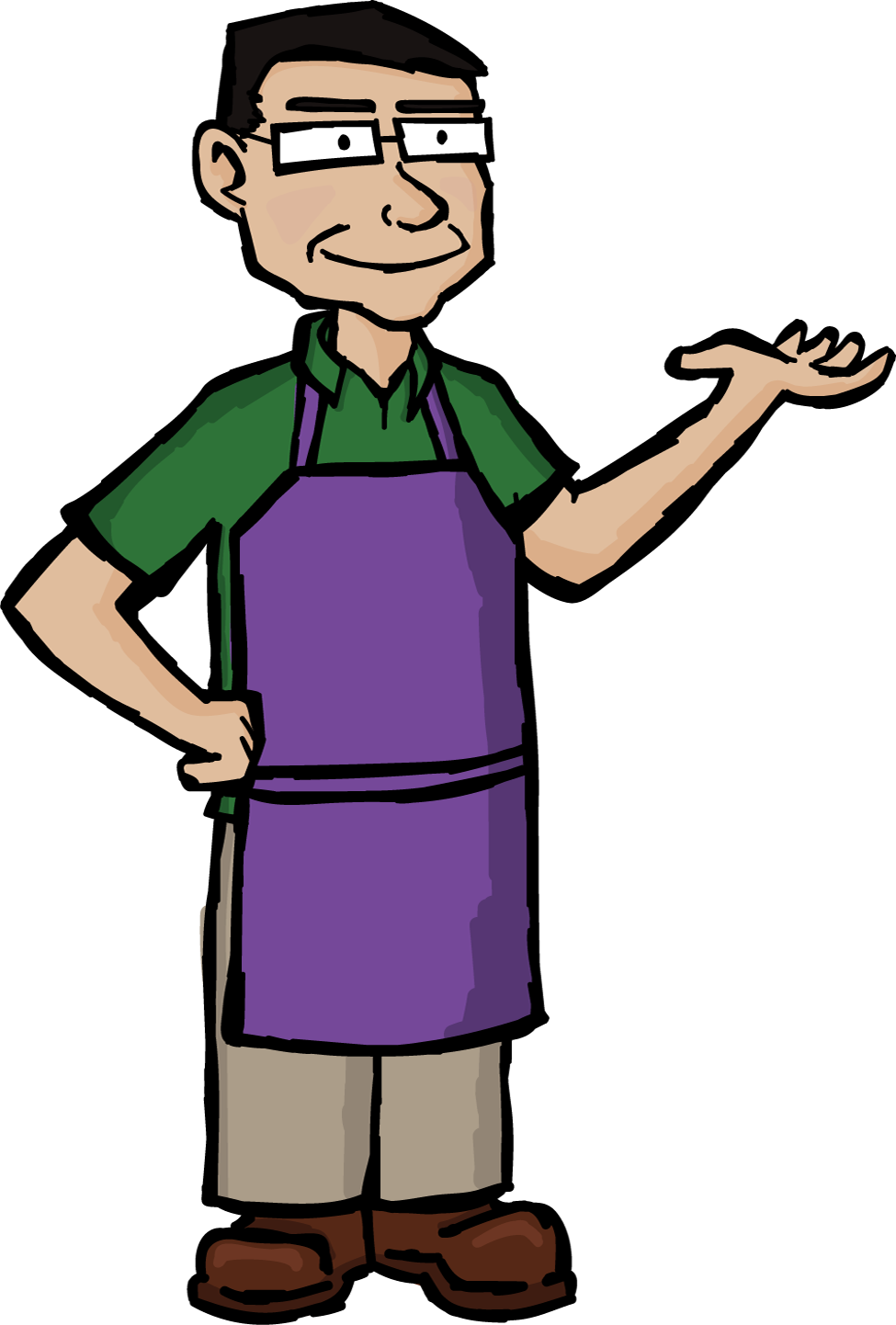 Employee clipart shop owner. Employment concord food co