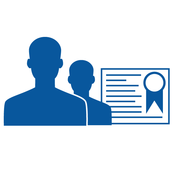 Administrative security staff documented. Training clipart data protection