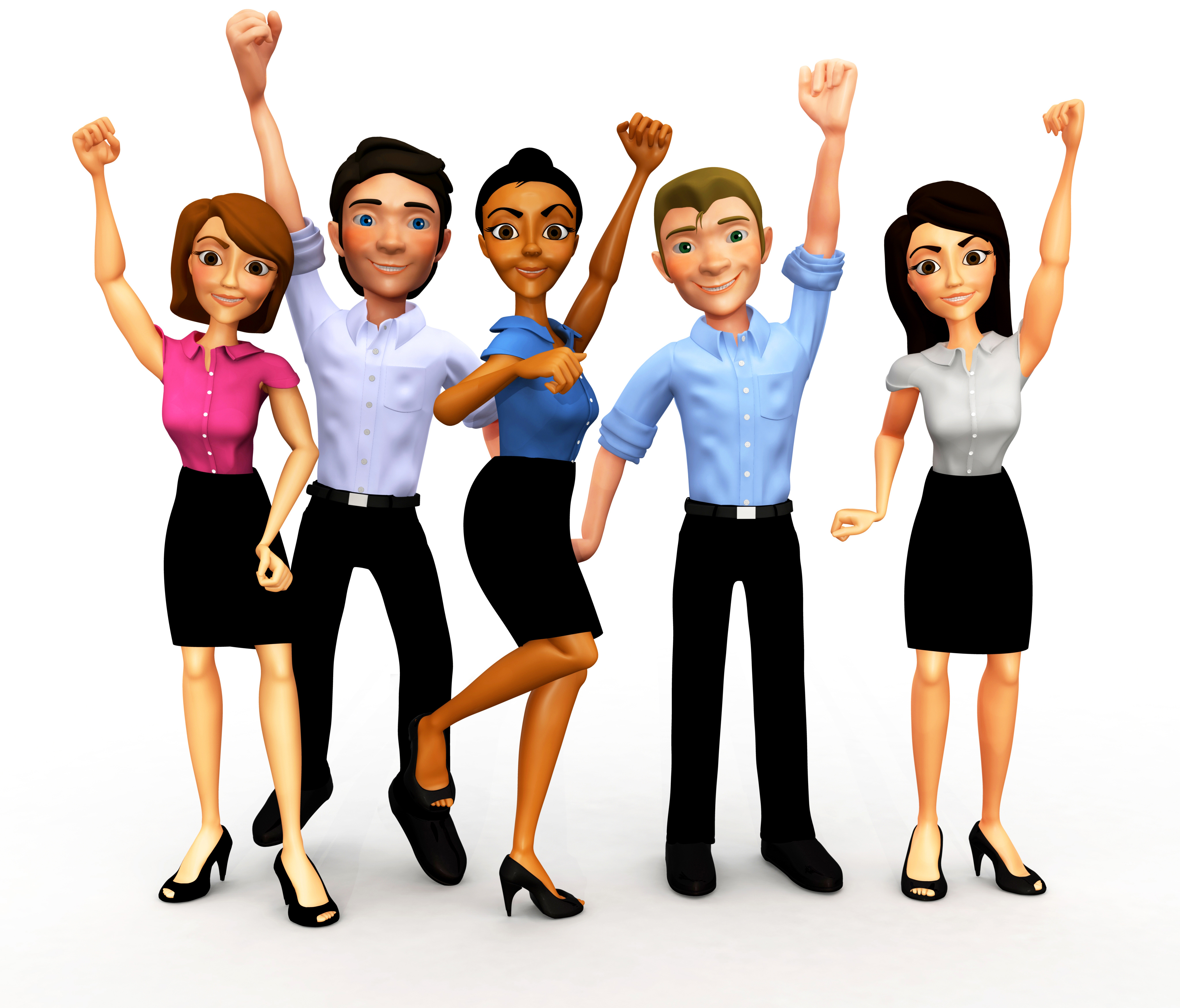 Free office cliparts download. Professional clipart staff