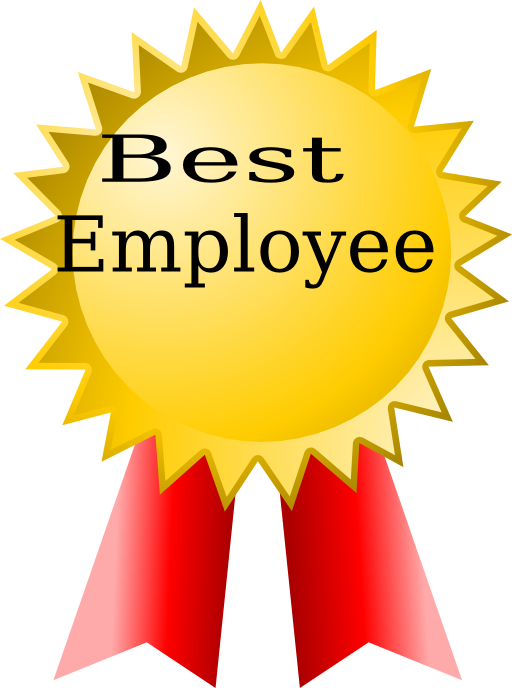 Employee clipart star. Best i royalty free