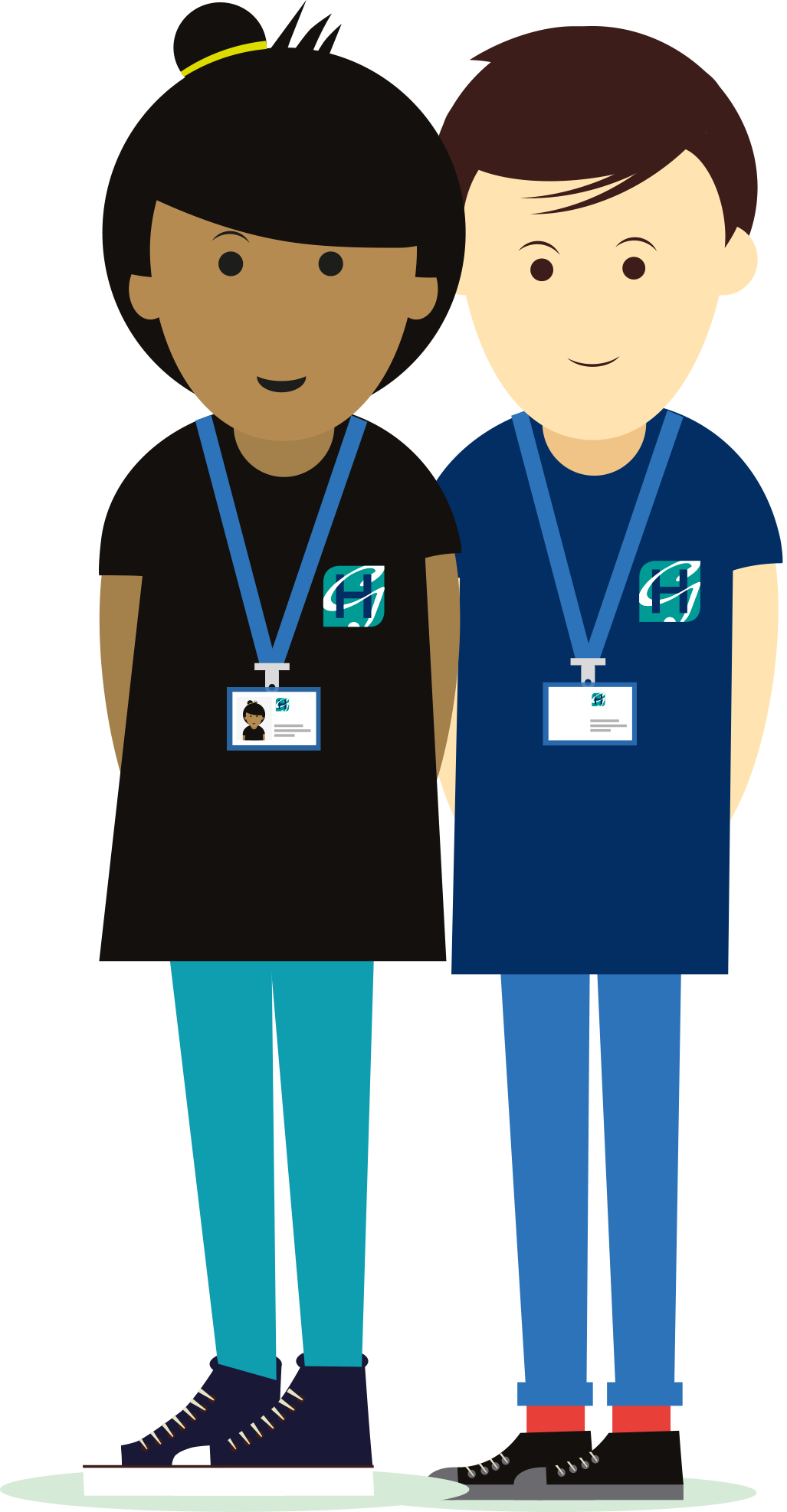 Patient clipart care worker. Staff support free