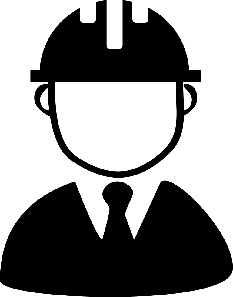 Installation worker png icon. Employee clipart svg