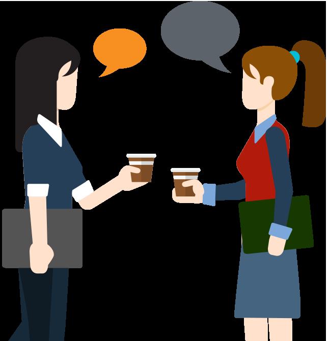 Participant individual testimonials on. Employee clipart testimonial
