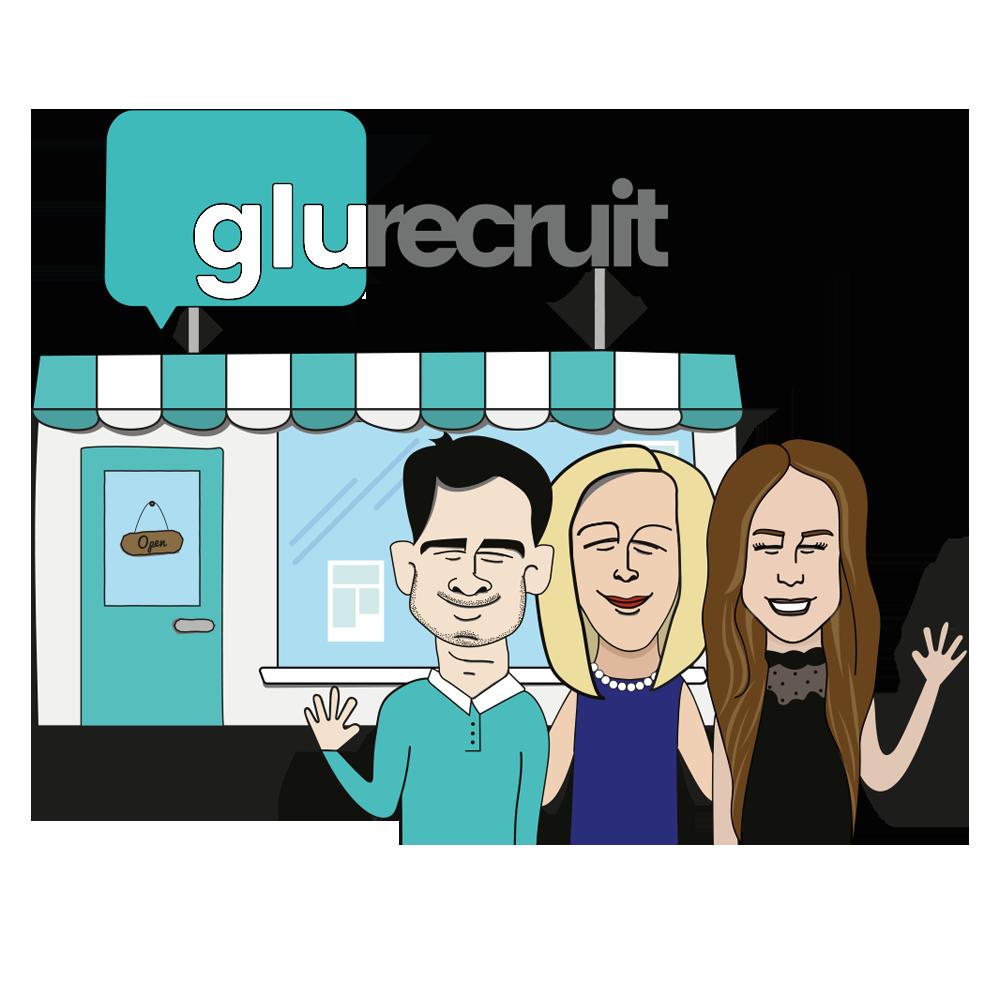 Employee clipart testimonial. Testimonials glu recruit view