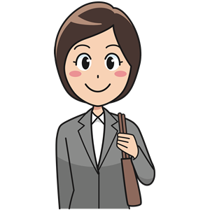 Female office worker cliparts. Employee clipart woman employee