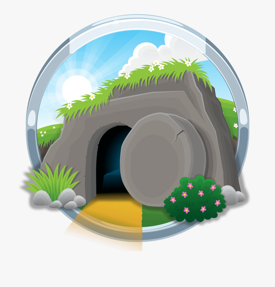 The children cliparts cartoons. Empty tomb clipart animated