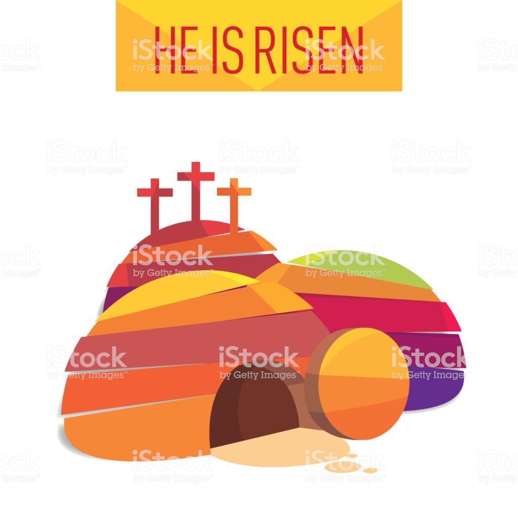 Empty tomb clipart cross. Huge collection of jesus