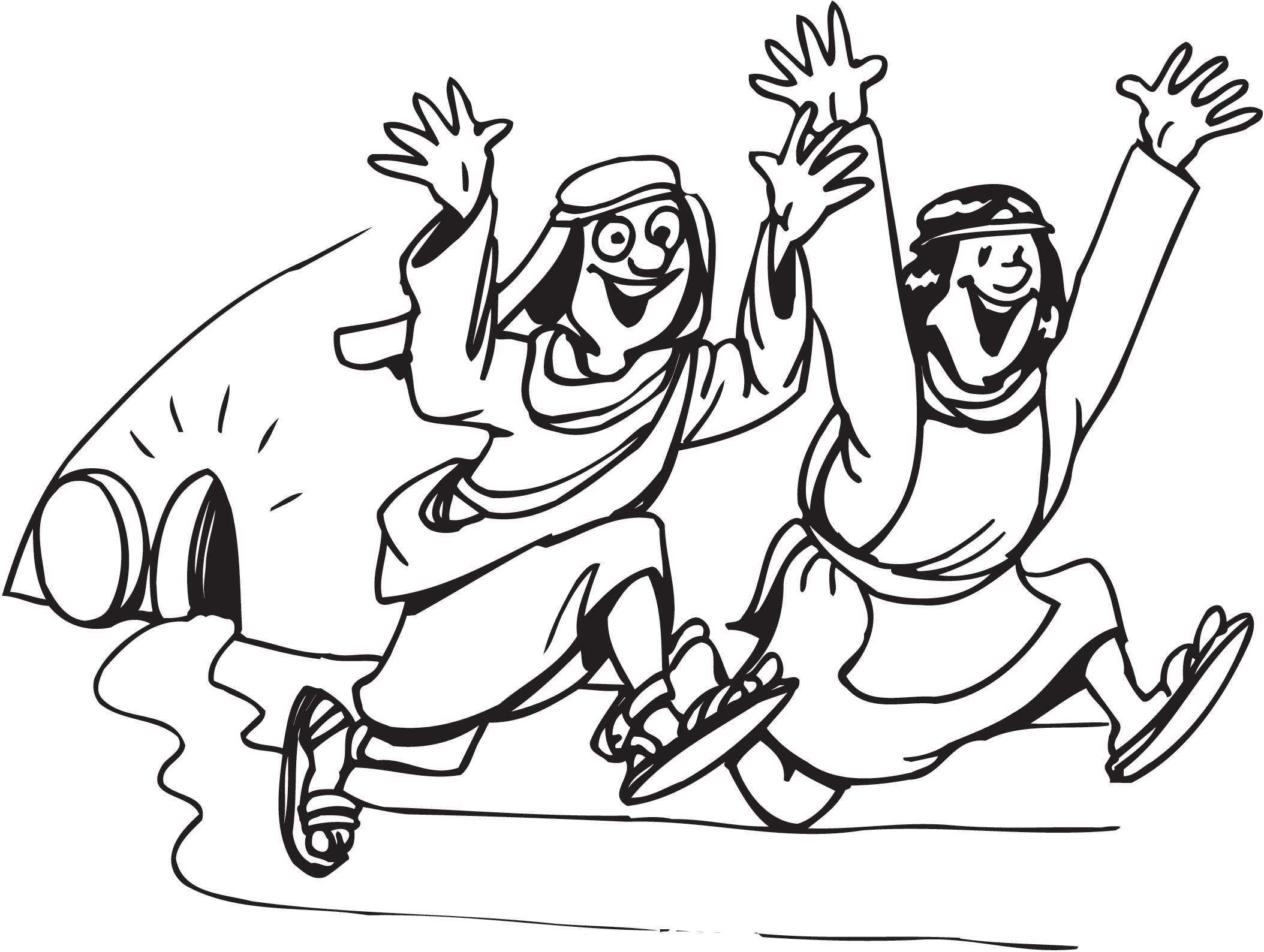 frees that you. Empty tomb clipart jesus is alive
