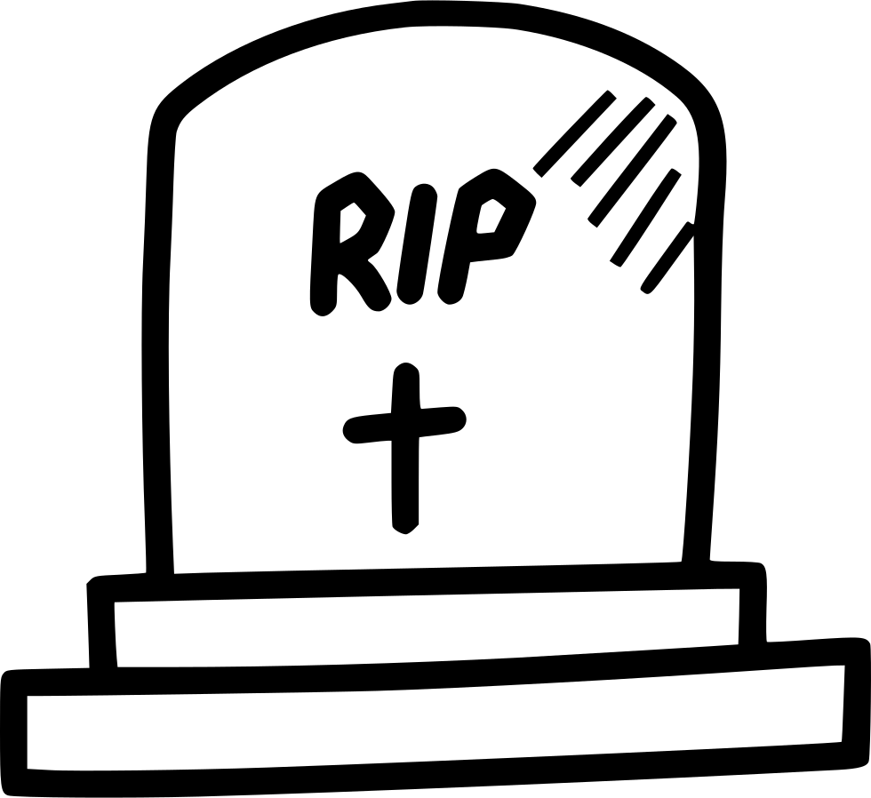 Cemetery stone sepulchre rip. Grave clipart tomb