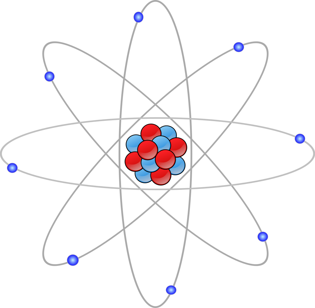 Energy clipart atom model. Atomic diagram large png