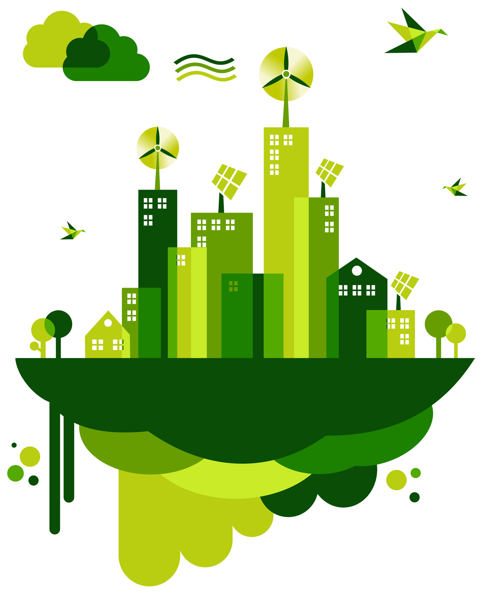 Renewable solar power. Energy clipart conservation natural resource
