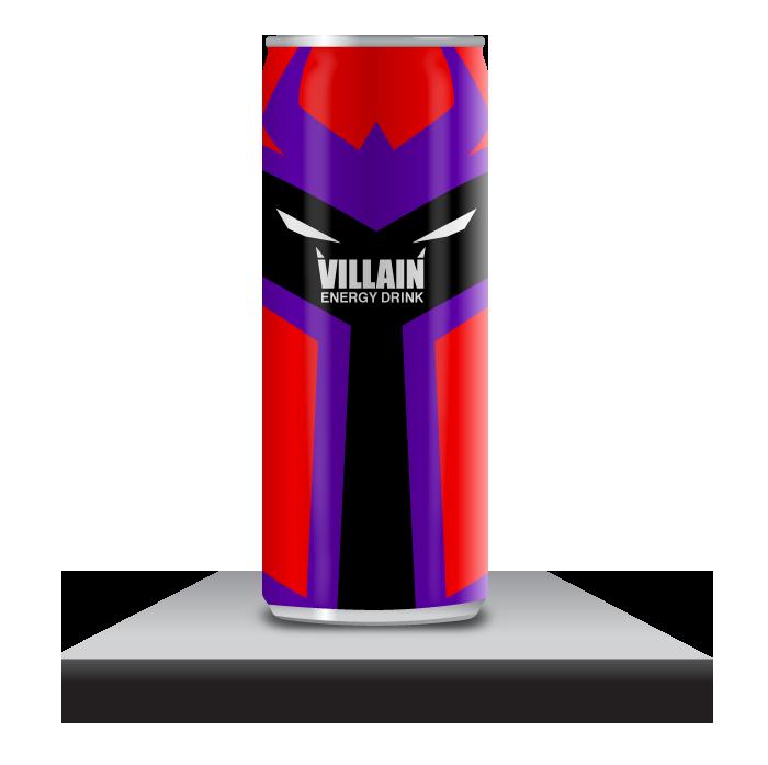 Villain on behance . Energy clipart energy drink
