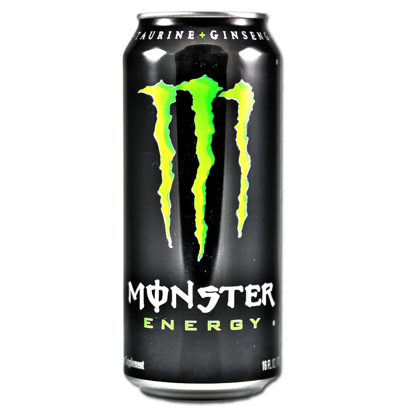 The truth about monster. Energy clipart energy drink
