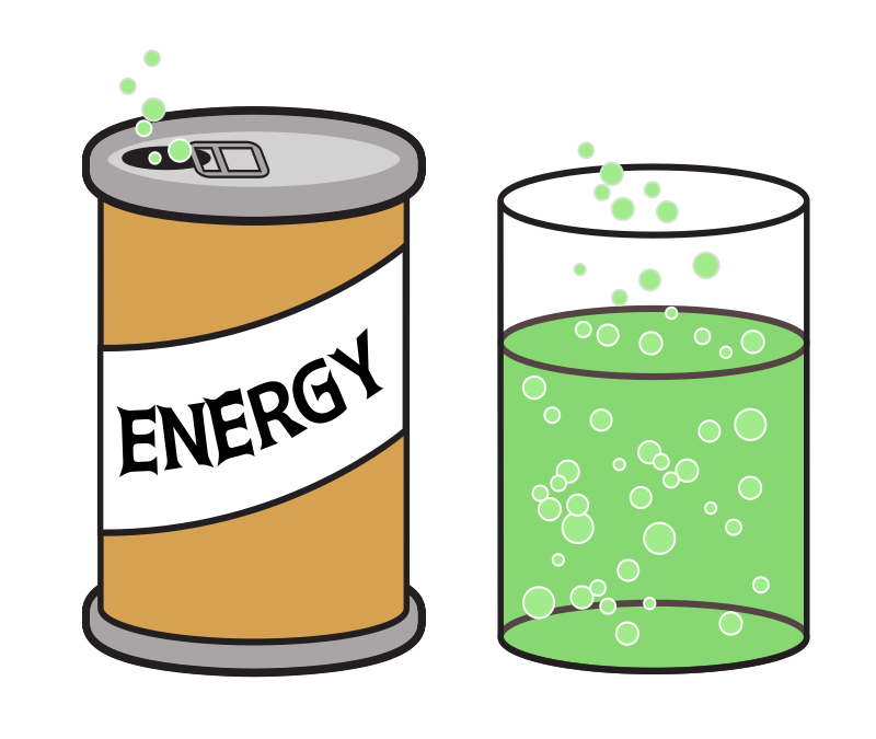 Energy clipart energy drink. Fizzing medium image png