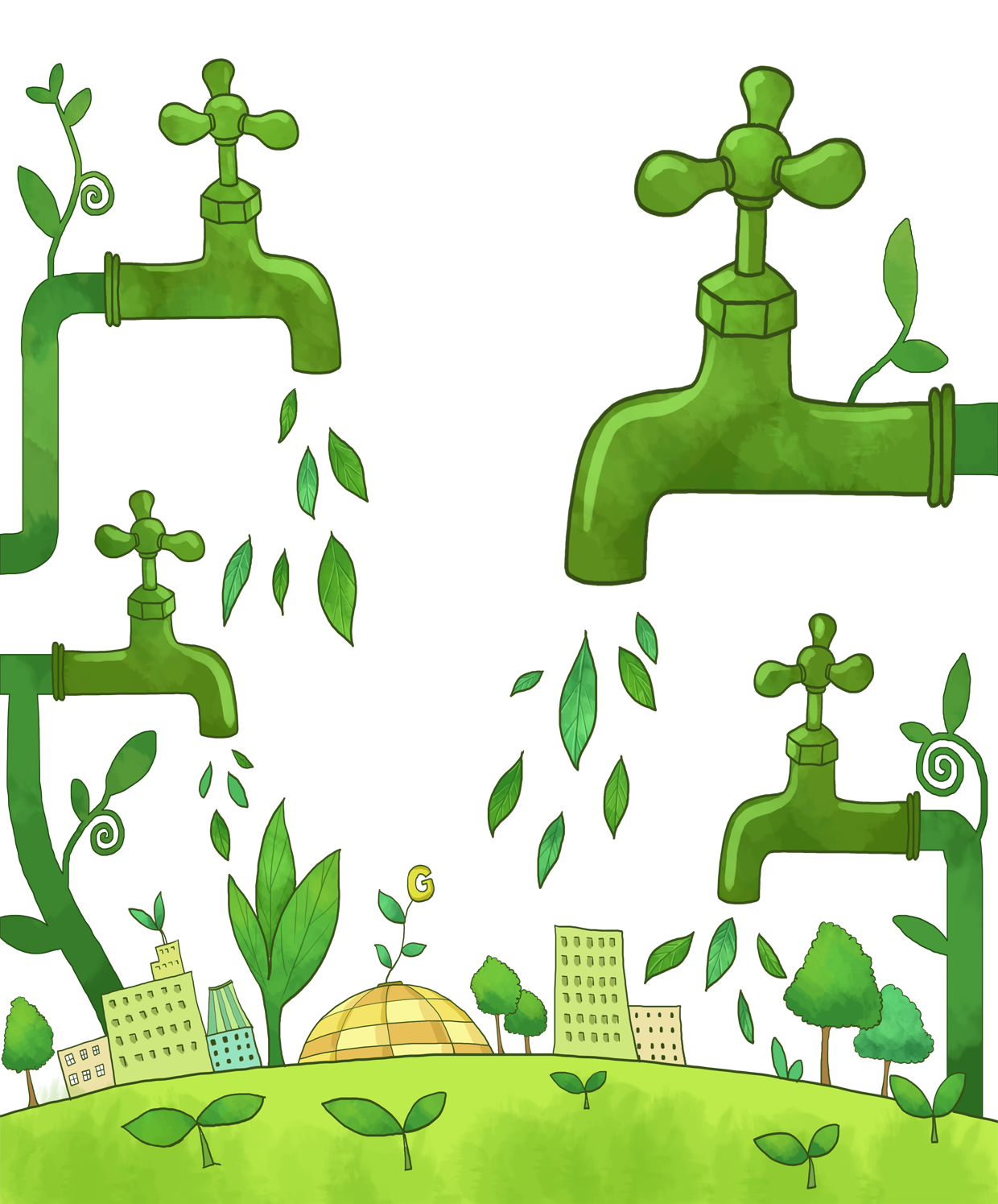 Earth hour environmental poster. Energy clipart environment protection