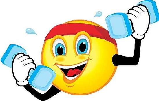 Energy clipart exercise. Kids fitness free download
