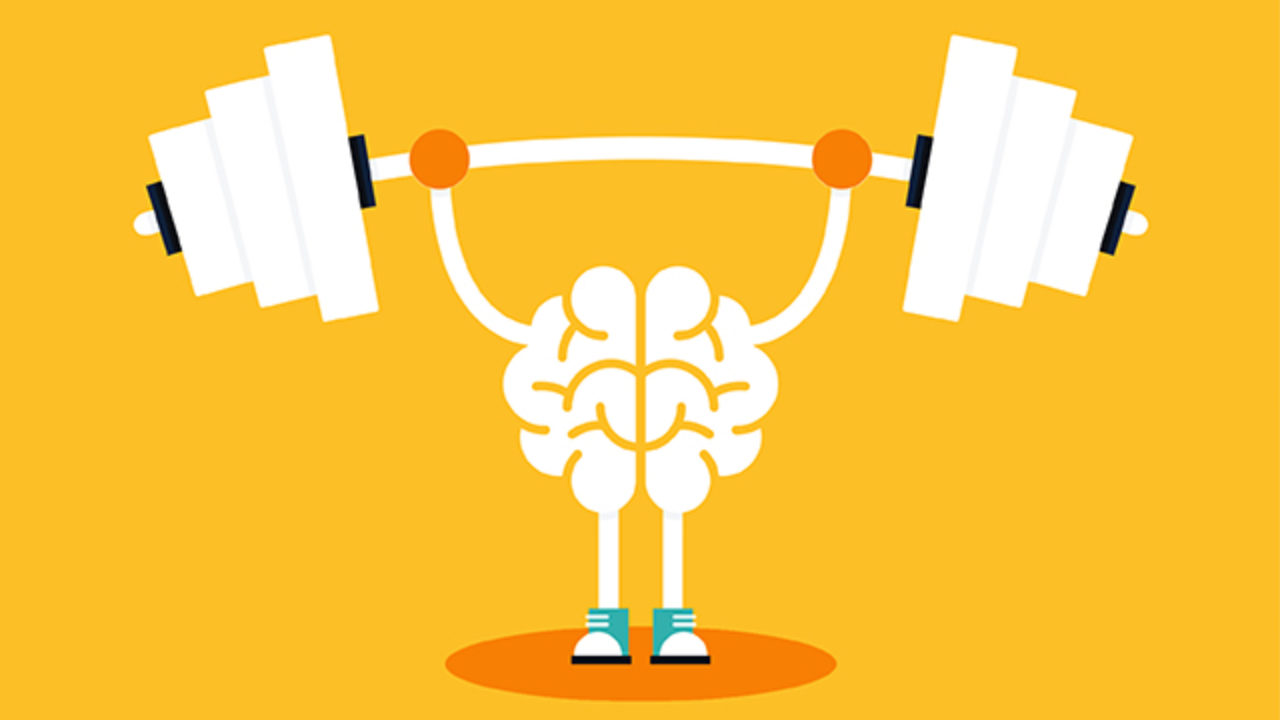 Exercise clipart physical energy. This is your brain