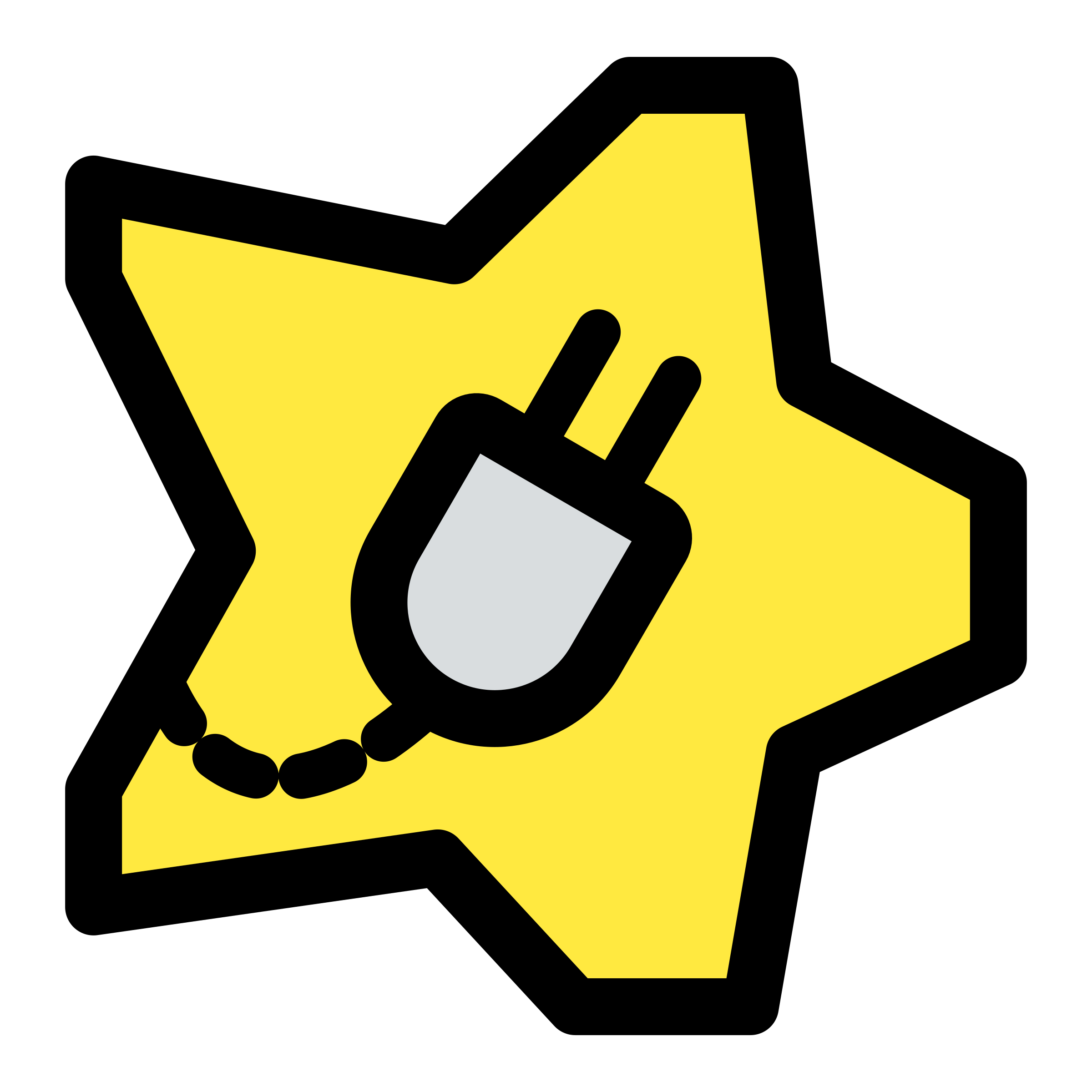 Primary star icons png. Energy clipart icon
