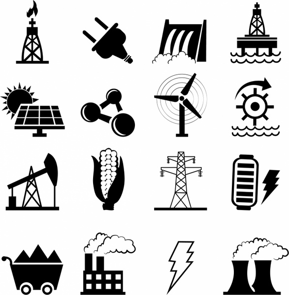 clipartlook. Energy clipart icon vector free