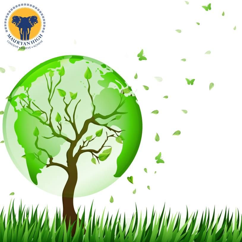 Keep your world clean. Energy clipart ideal environment