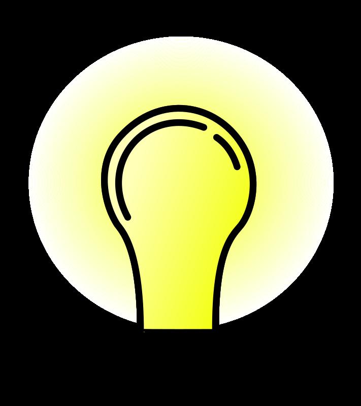 Lightbulb bright medium image. Energy clipart light energy
