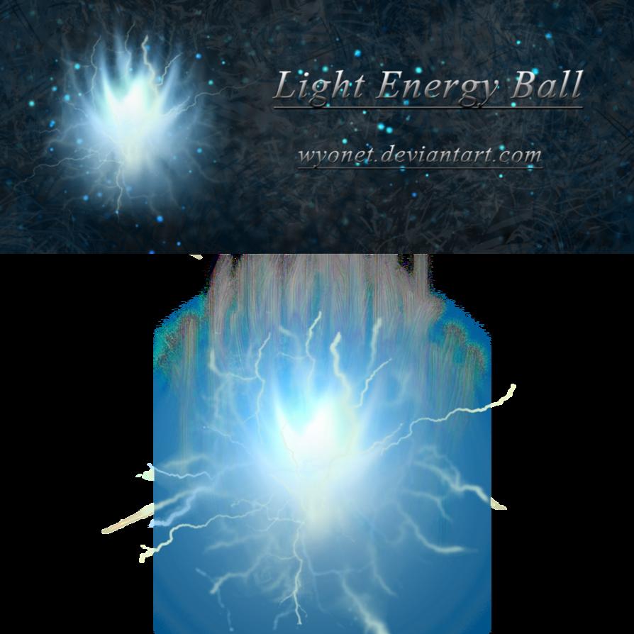 Ball stock by wyonet. Energy clipart light energy