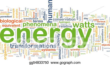 Stock illustrations background concept. Energy clipart physics electricity