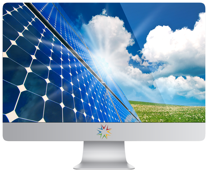 Computer png w provides. Energy clipart radiant energy