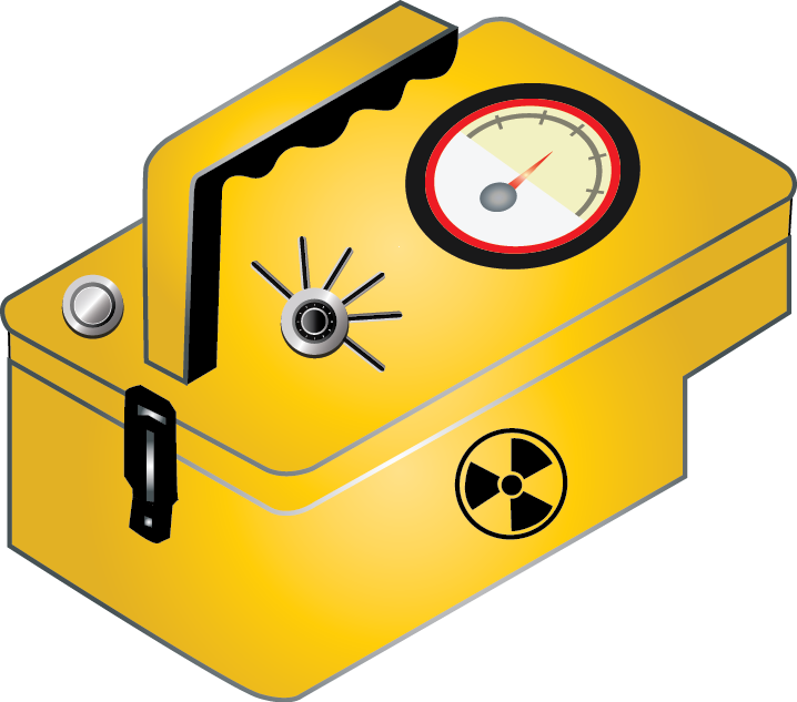 Energy clipart radiation. Radionuclide basics cesium protection