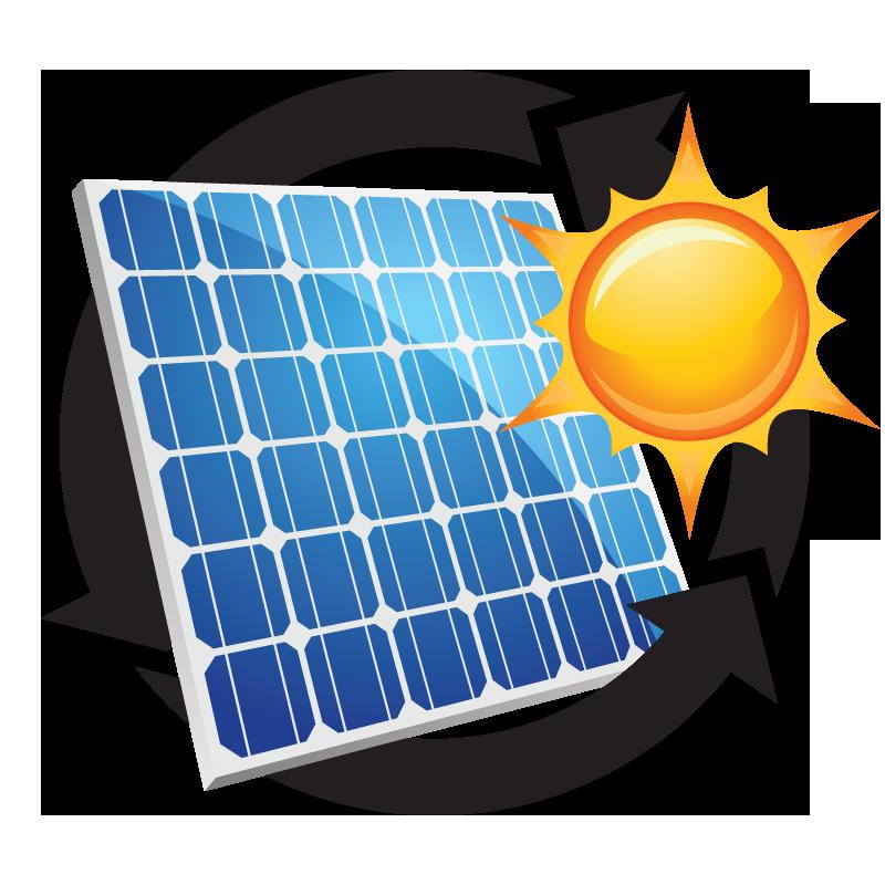 Environmental initiatives laxprint com. Energy clipart solar array