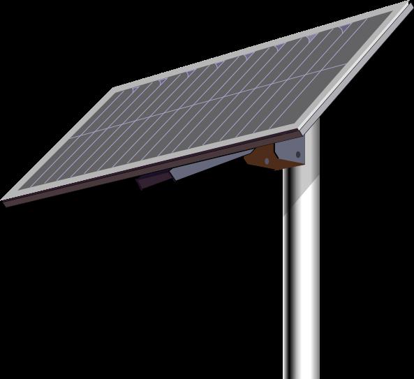 Panel panda free images. Energy clipart solar array