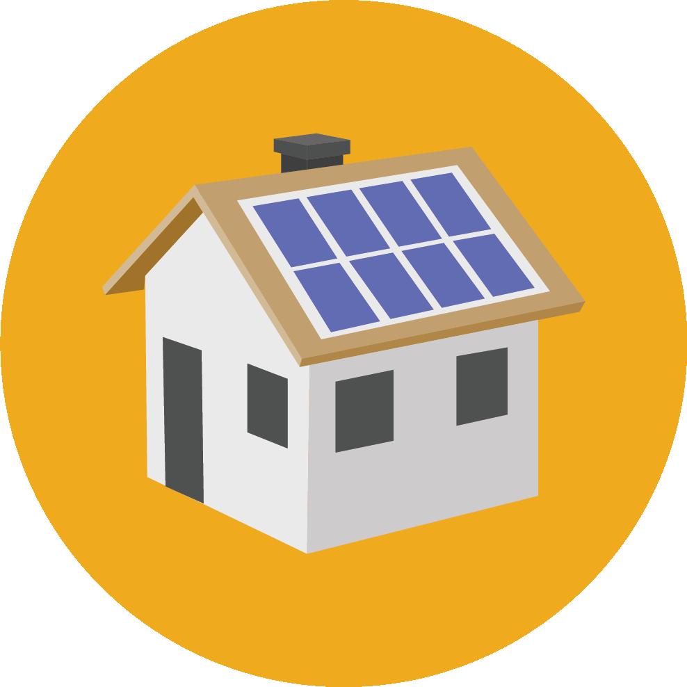 energy clipart solar array