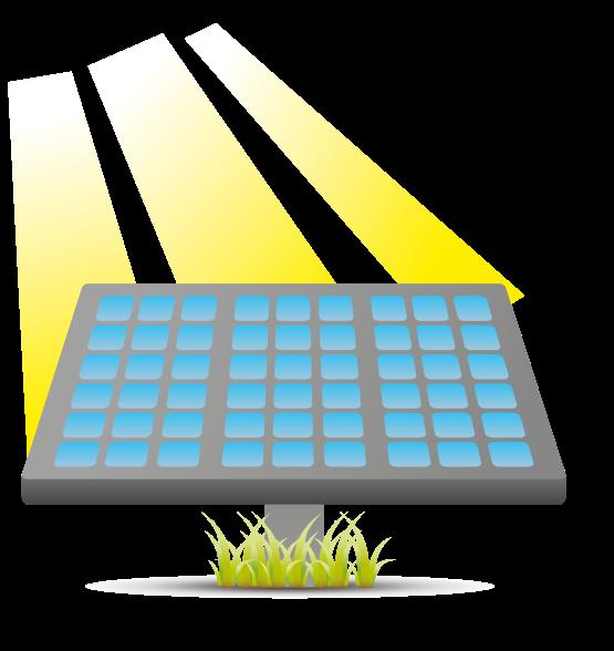 Energy solar array