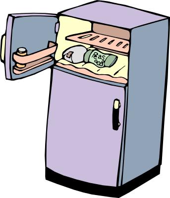 ways to save. Fridge clipart wastage energy