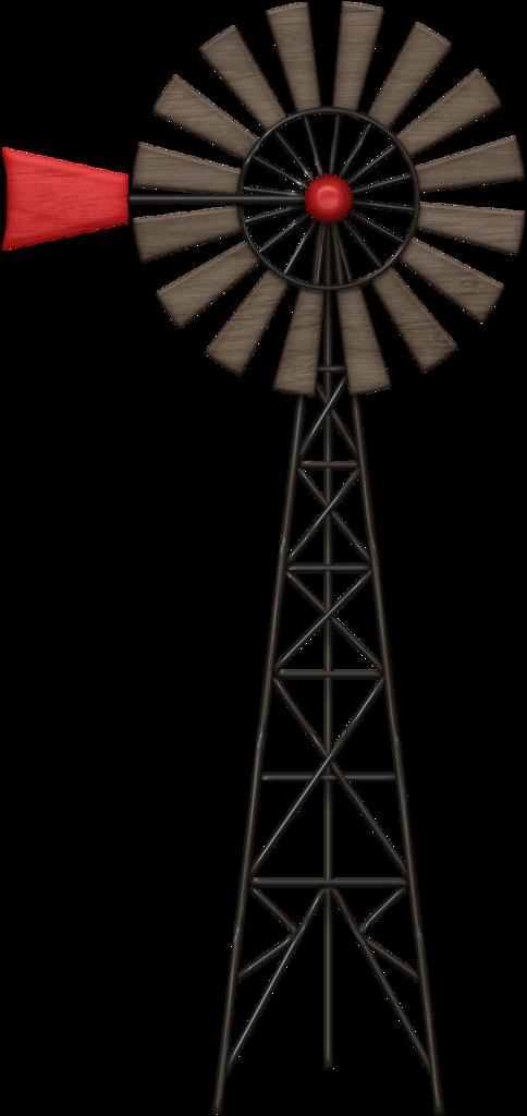 Farmhouse clipart windmill. Vane png pinterest stenciling