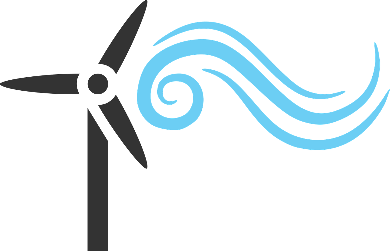 Wind energy pros and. Windy clipart gas