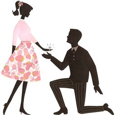 Engagement clipart.  collection of images