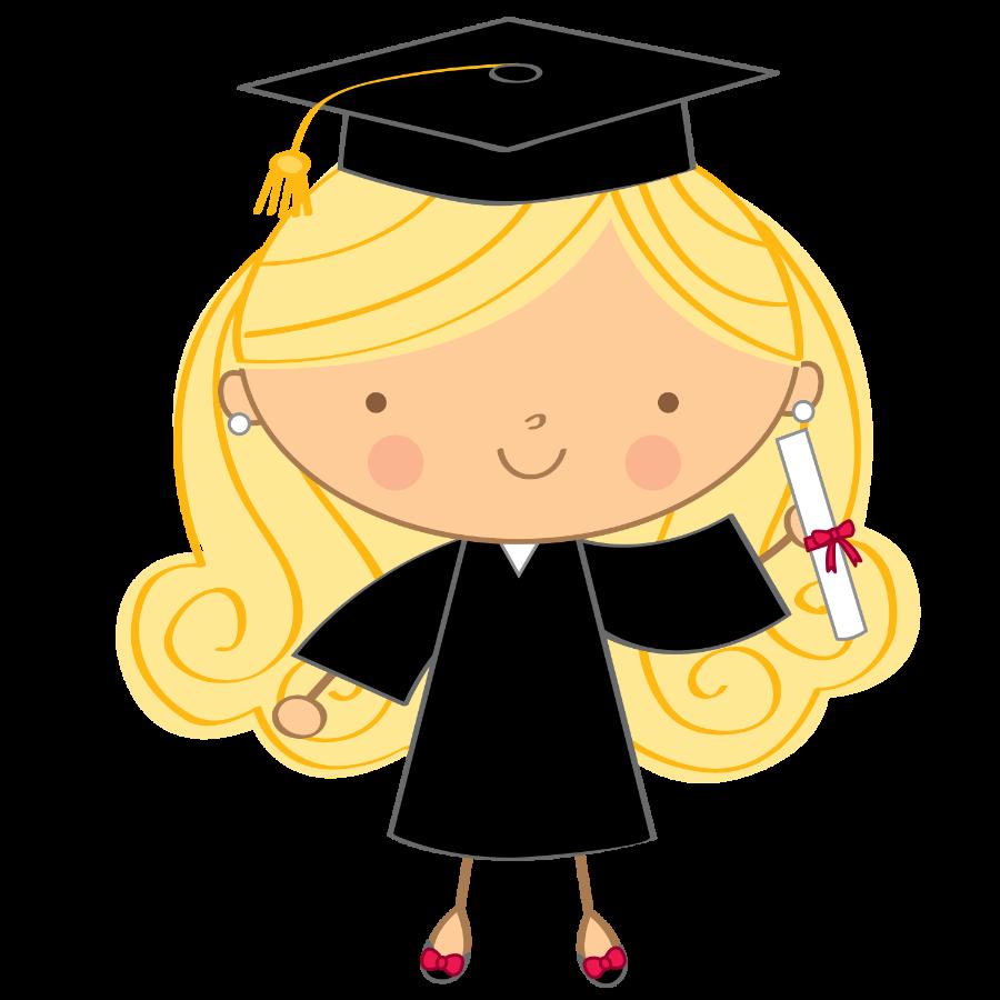 Graduation clipart borderline. Minus say hello graduaci